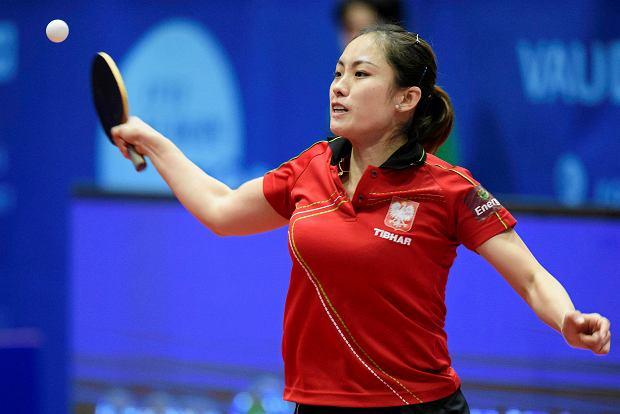 a8ad7b214e0 Mistrzostwa Europy w tenisie stołowym. Li Qian mistrzynią. Grzybowska-Franc  z brązem