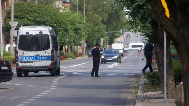 Po ataku na KOD w Radomiu. Dziesiątki policjantów na niedzielnych obchodach Radomskiego Czerwca 1976 [ZDJĘCIA]