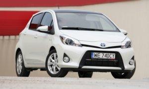 Toyota Yaris Hybrid - test Moto.pl