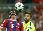 Bayern - Barcelona. Lewandowski GOL! Remis. Zobacz bramk�! Wynik [WIDEO]