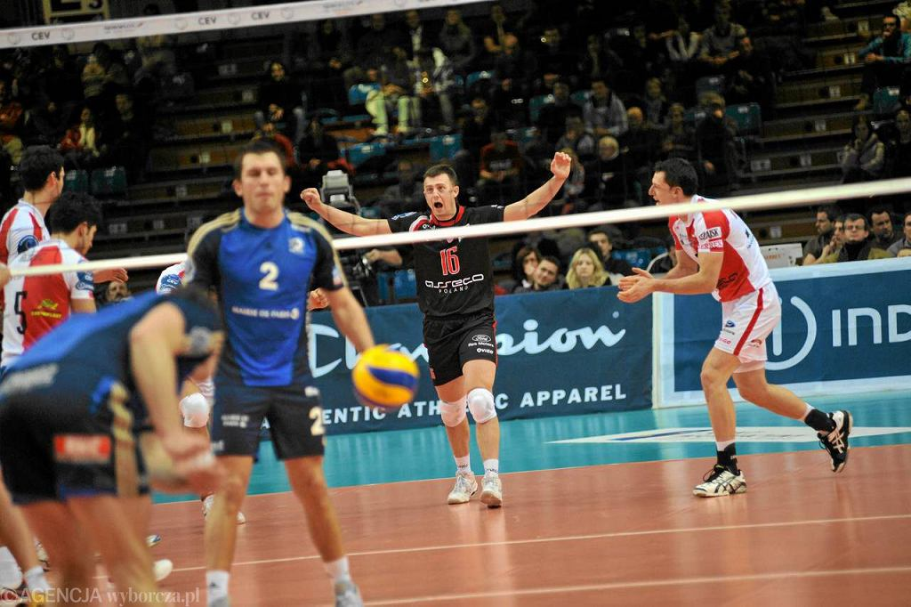 13.01.2010. Faza grupowa. Asseco Resovia - Paris Volley 2:3