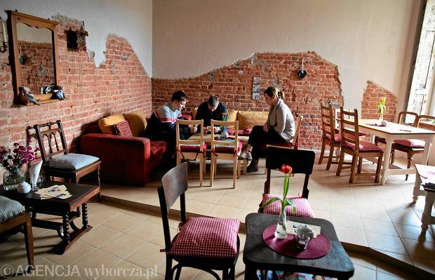 Jaga Cafe przy ul. Pomorskiej 145