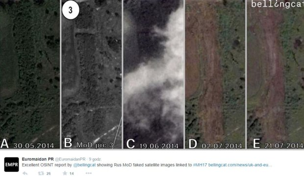 Eksperci demaskuj� manipulacj� Rosji ws. zestrzelonego boeinga malezyjskich linii lotniczych