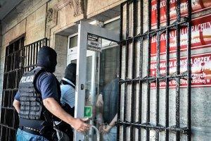 Poszukiwany przez Interpol obywatel Ukrainy uciek� stra�nikom granicznym