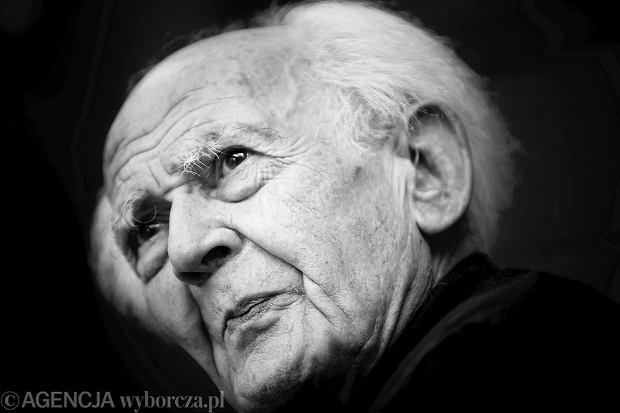 Zdjęcie numer 2 w galerii - Profesor Zygmunt Bauman nie żyje. Miał 92 lata