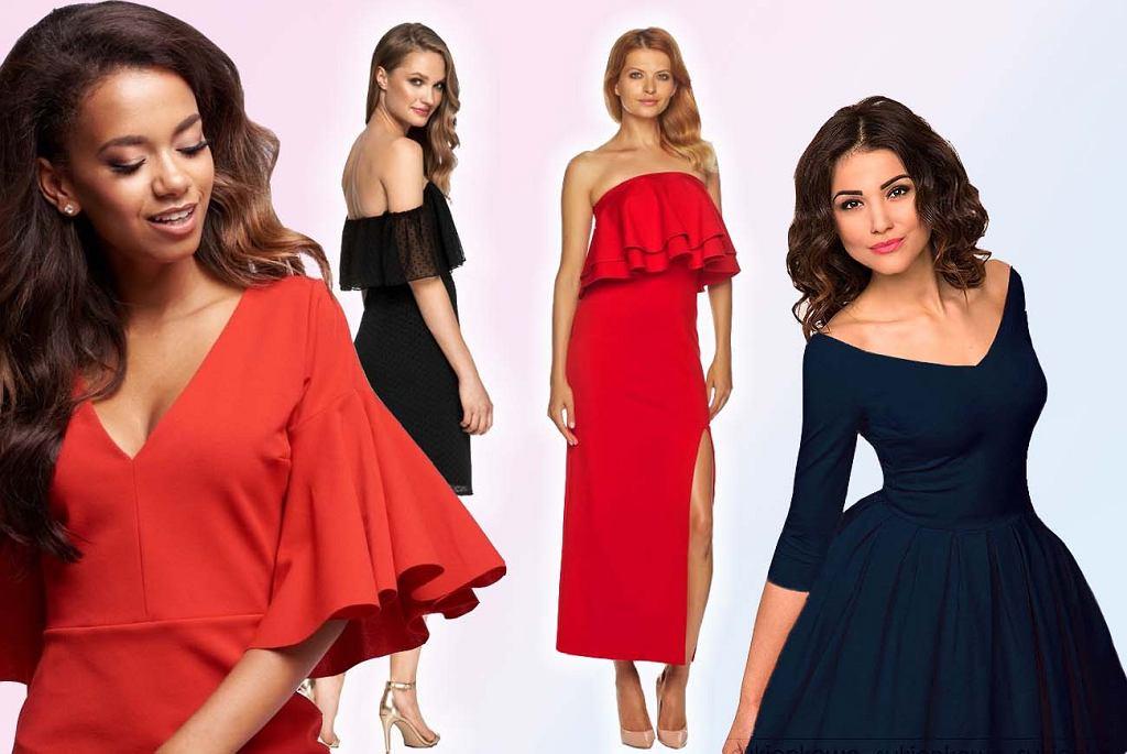 Sukienki idealne na jesienne wesele prosto z polskich butików internetowych