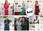 Sandra Bullock, Amy Adams, Julia Roberts, Jessica Chastain i inne gwiazdy na gali Critics' Choice Movie Awards - jak wygl�da�y?