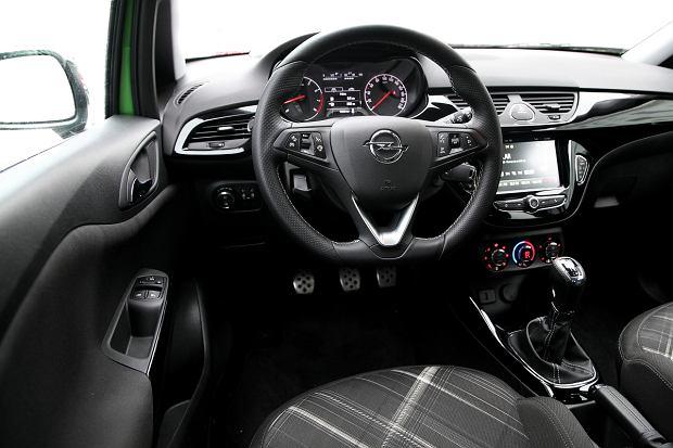 Zupełnie nowy Opel Corsa już w 2019 r. - zdjęcie nr 4