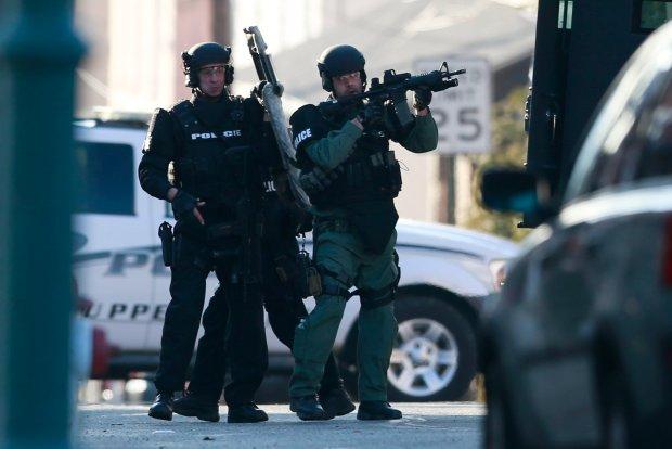 USA: By�y wojskowy zastrzeli� sze�� os�b. Poszukuje go policja