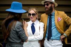 Damski garnitur niejedno ma imię - najlepsze street style'owe looki