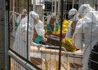 Szkocja: piel�gniarka zaka�ona wirusem Ebola