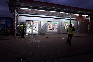 Nocne ataki na bankomaty. Ci sami sprawcy, co w Starachowicach? [NOWE FAKTY]