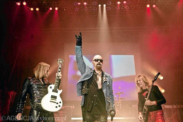 Koncert zespołu Judas Priest