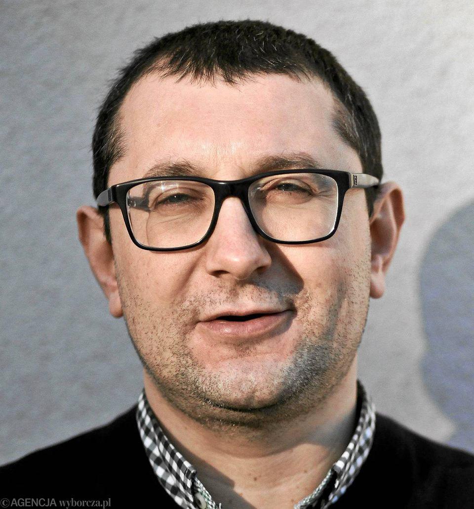 Prod. Mikołaj Cześnik, dyrektor Instytutu Nauk Społecznych Uniwersytetu SWPS