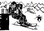 Ja tu tylko sprawdzam: Jak nauczy� si� je�dzi� na nartach