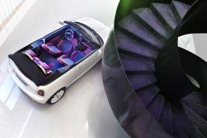 """""""Najbardziej ekstrawaganckie"""" Mini One Cabrio w historii"""
