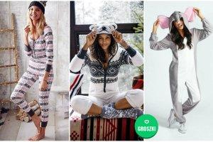 Kombinezony onesie - ulubione piżamy gwiazd