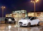 Wideo | Ford Fiesta i Ka | Bia�e jest bia�e, a czarne jest czarne
