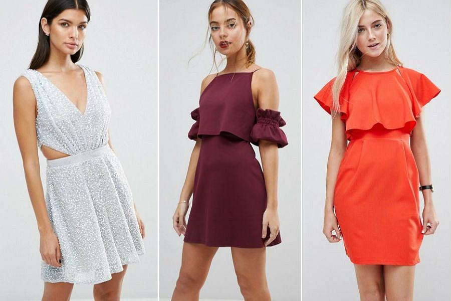 dfe3135096 Krótkie sukienki to idealny wybór na lato  sprawdzą się na co dzień ...