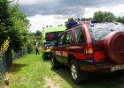 Policja: Odnaleziono zw�oki 14-letniego Patryka [WIDEO, ZDJ�CIA]