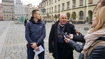 Jacek Międlar i Piotr Rybak