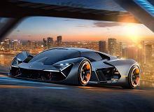 Lamborghini Terzo Millenio - szalony projekt z włoskiej stajni