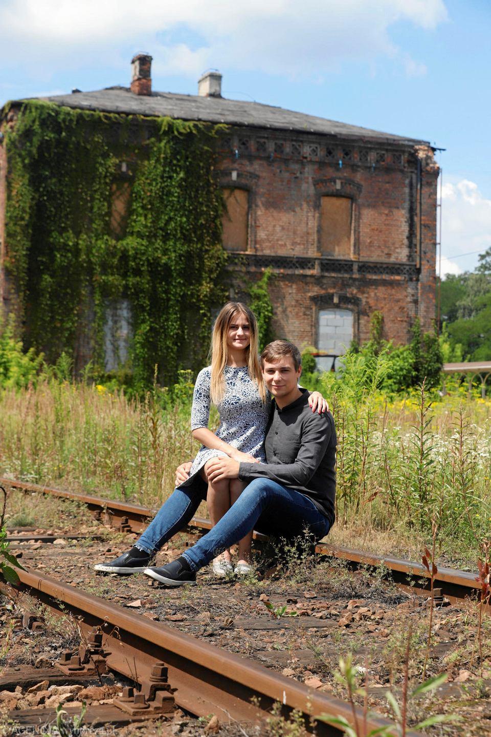 Anastasja Churilowa i Bohdan Hoj studiowali i mieszkają w Dąbrowie Górniczej, pracują w Katowicach w Fujitsu i IBM