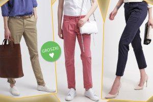 Spodnie chinosy - idealny wybór na każdą okazje
