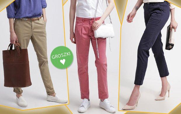 Spodnie chinosy - idealny wyb�r na ka�d� okazje