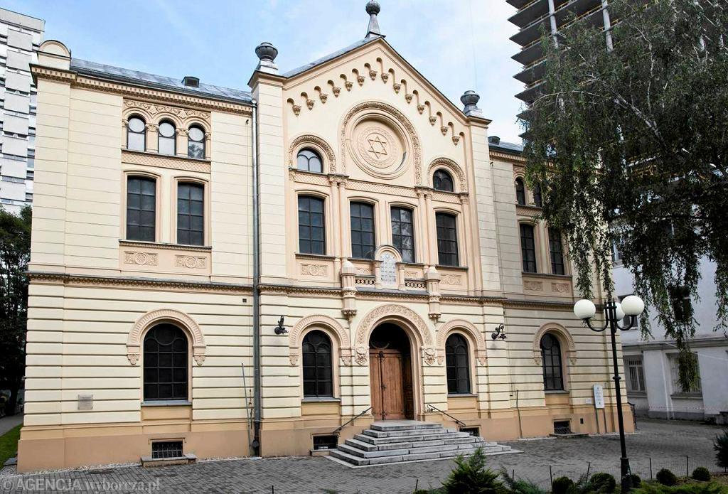 Synagoga Nożyków / Fot. Agata Grzybowska / Agencja Gazeta