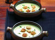 Zupa-krem z cykorii - ugotuj