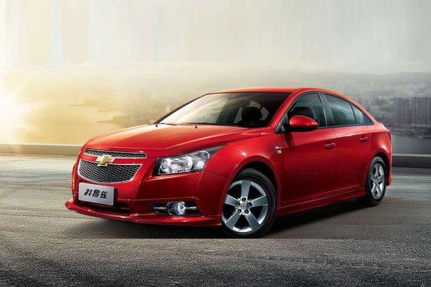 Chevrolet Cruze Chiny