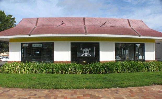 Stary McDonald's czyli nowe centrum kontroli misji