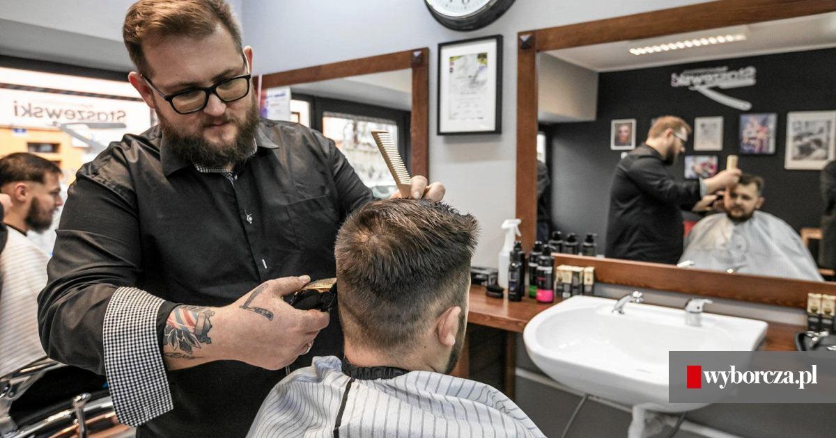 Bigboy Barber Shop Mistrz świata We Fryzjerstwie Otworzył Zakład W