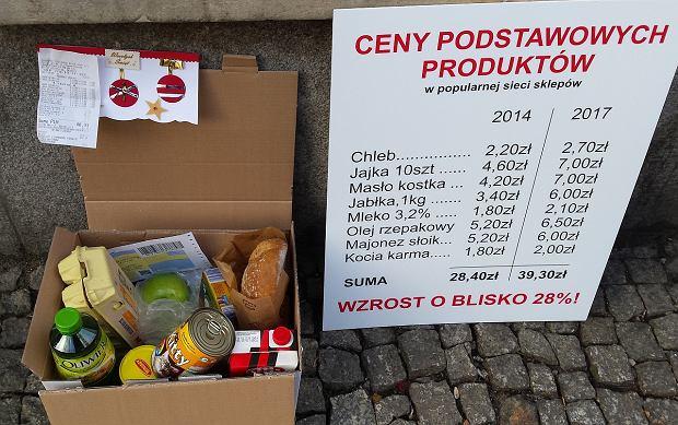 Wrocławskie SLD wysłało świąteczną paczkę Jarosławowi Kaczyńskiemu