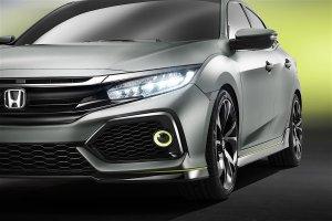 Salon Genewa 2016 | Honda Civic Hatchback Prototype | Idzie nowe