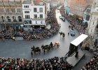 Ostatnia droga kr�la Ryszarda III. Brytyjczycy po�egnali poleg�ego przed ponad 50