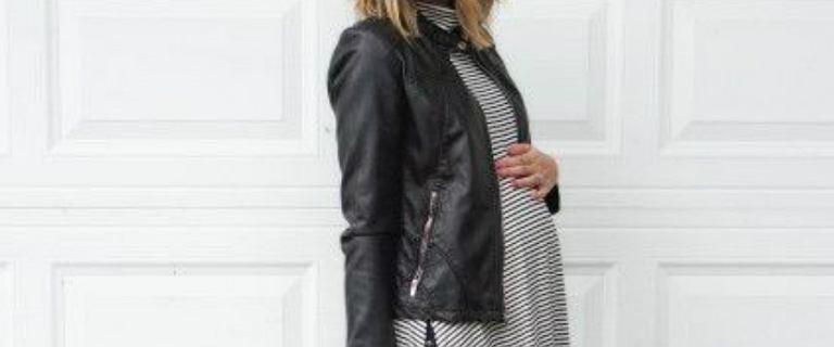 Modne, jesienne stylizacje dla przyszłych mam - zobacz co nosić w ciąży