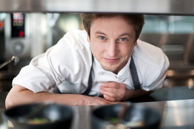 Grzegorz Łapanowski ambasadorem Grand Kitchen w Arkadii
