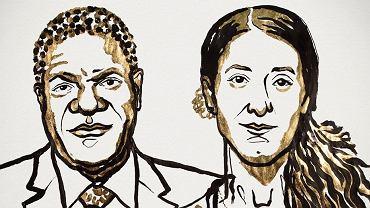 Denis Mukwege, Nadia Murad