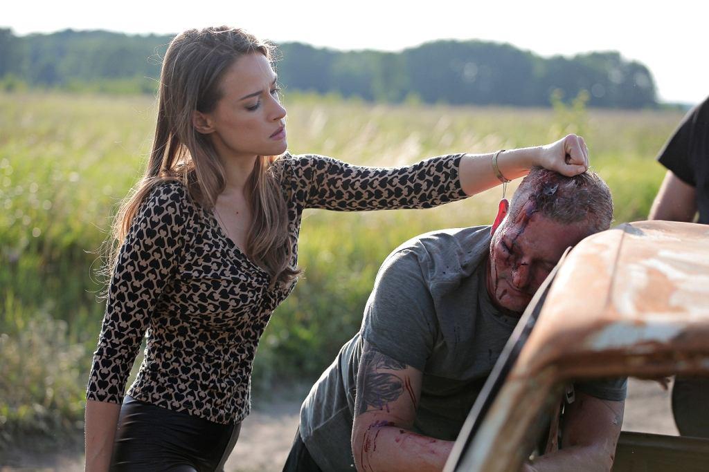 Znalezione obrazy dla zapytania pitbull niebezpieczne kobiety magdalena cielecka
