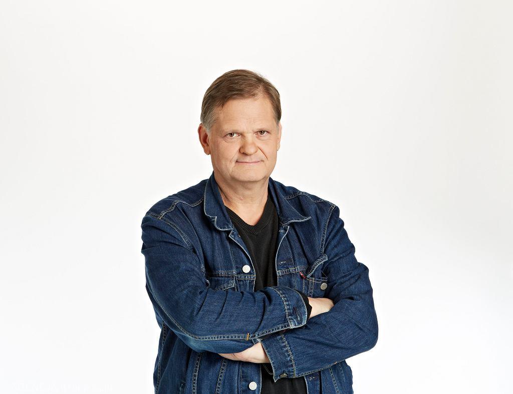 Jarosław Mikołajewski / Fot. Andrzej Krasowski / Agencja Gazeta