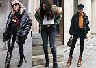 Puchowe kurtki - tak noszą je blogerki