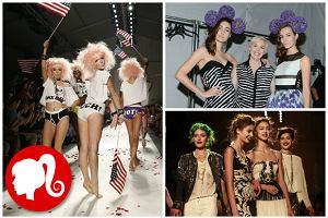 NY Fashion Week SS 2014: Najbardziej odjechane fryzury - peruki, dodatki i stylizacje