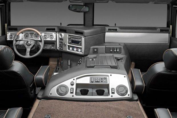 2004 Hummer H1 Alpha