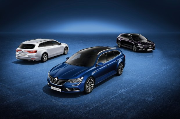 Renault Talisman Grandtour | Ceny w Polsce | Nowe otwarcie w klasie �redniej