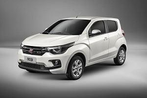 Fiat Mobi Drive | 3 cylindry nie dla Europy