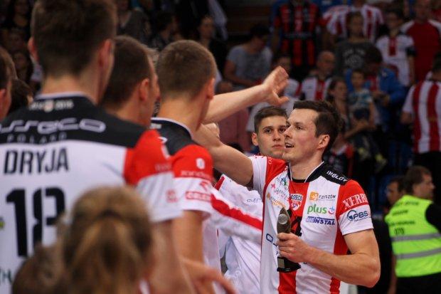 Fot. Jerzy Chaba Asseco Resovia - BBTS Bielsko-Biala 3:0. siatkowka, plusliga, 11.102014. Rafal Buszek