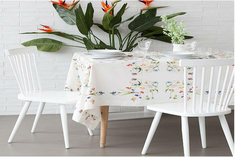 Dekoracje stołu, czyli obrusy, bieżniki i serwety