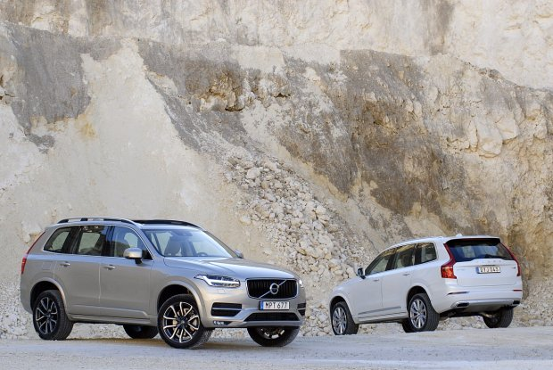 Volvo XC90 | Pierwsza jazda | Zmiana ca�ej generacji
